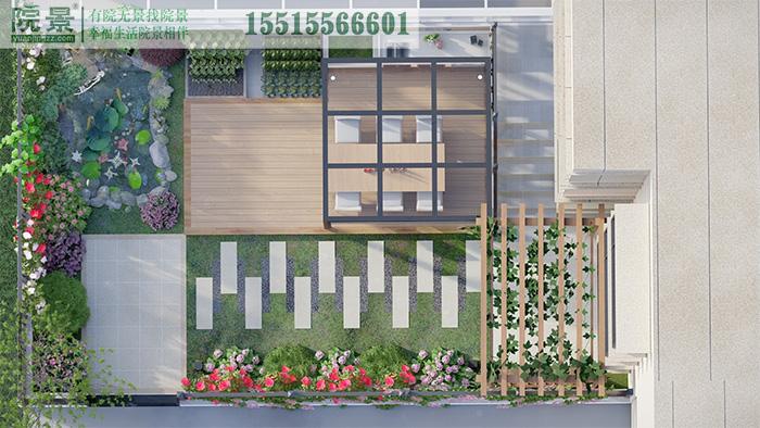 开封金鼎丽都花园设计案例